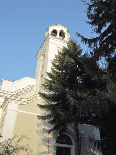 "Church of the ""Holy Annunciation of Virgin Mary"" – the town of Razlog"