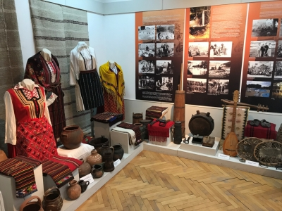 The Museum of Dobrinishte - Historical and ethnographic exposition